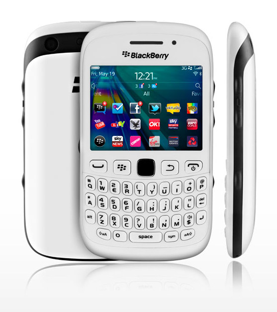 How to make a conference call on BlackBerry Curve 9320